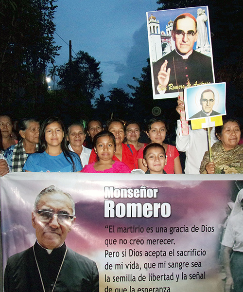 A moving celebration of St. Óscar Romero