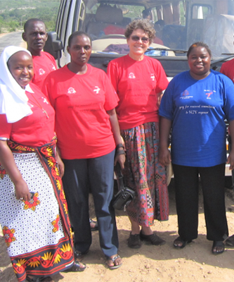 Maryknollers tackle AIDS and poverty in East Africa