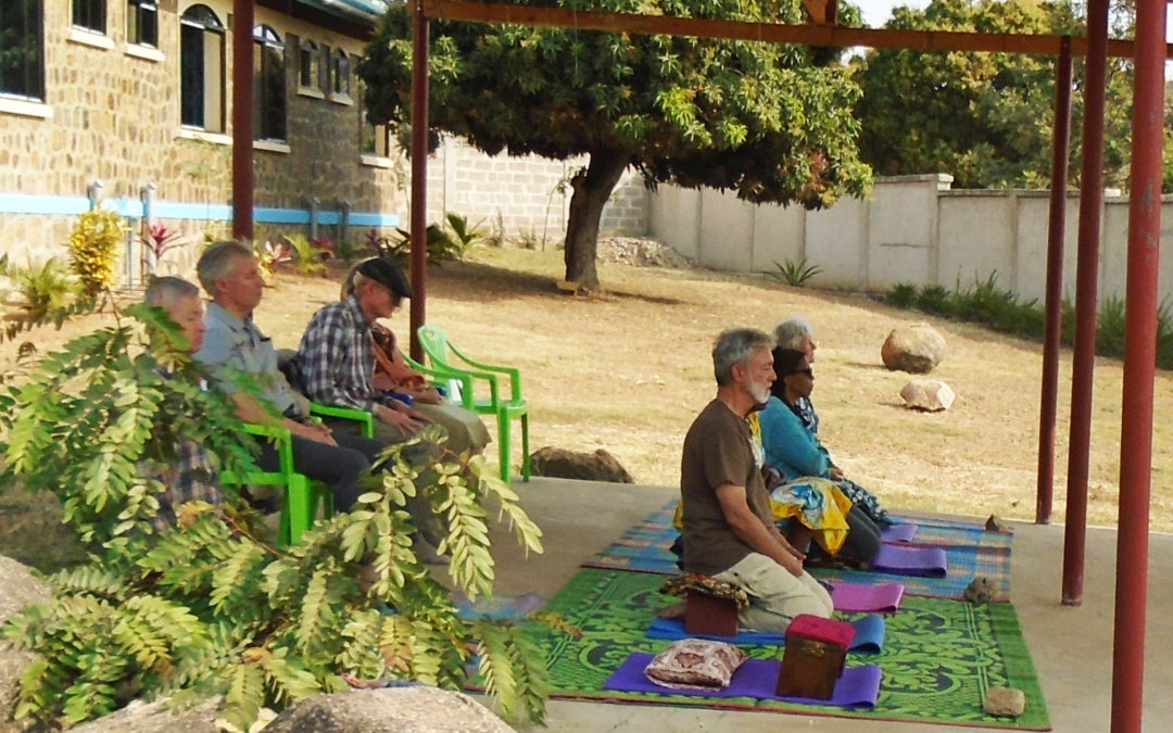 Global contemplative retreat held in Mwanza