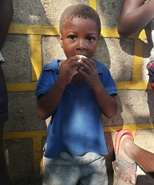 Hurting and healing in Haiti