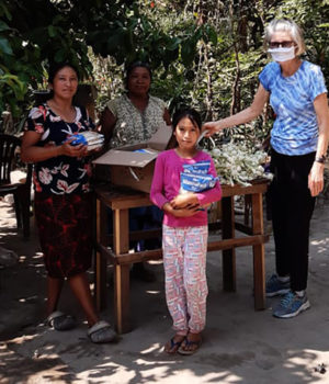 Getting food to those in need during El Salvador's quarantine
