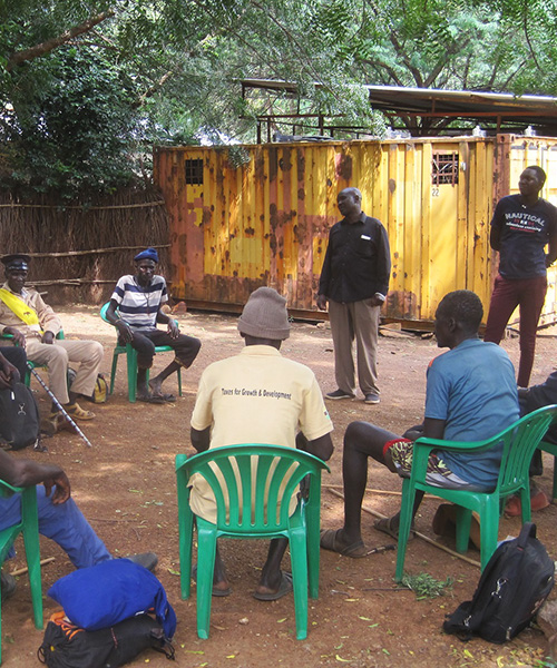 Peacebuilding in South Sudan